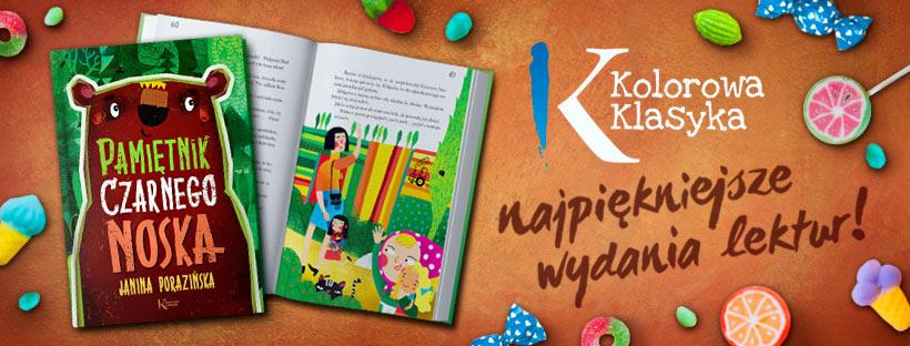 Kolorowa Klasyka - najpiękniejsze wydania lektur